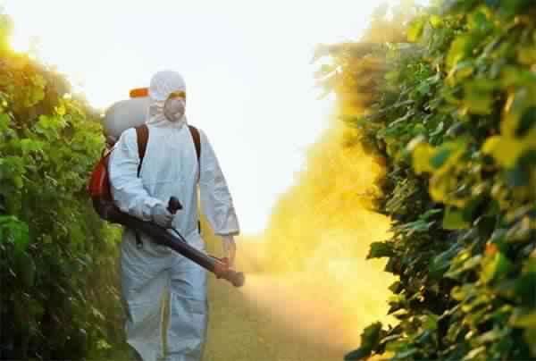 المبيدات الزراعية